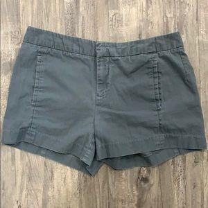GAP gray shorts size 2